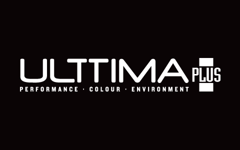 Blueshift Toronto Marketing Agency Portfolio Item – Ulttima Plus Paint Logo
